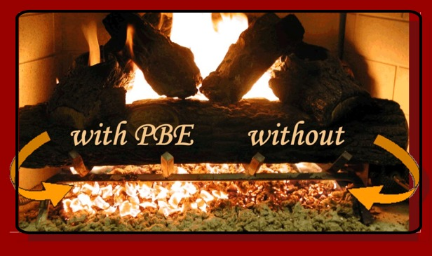 Platinum embers - Going to bed with embers in fireplace ...